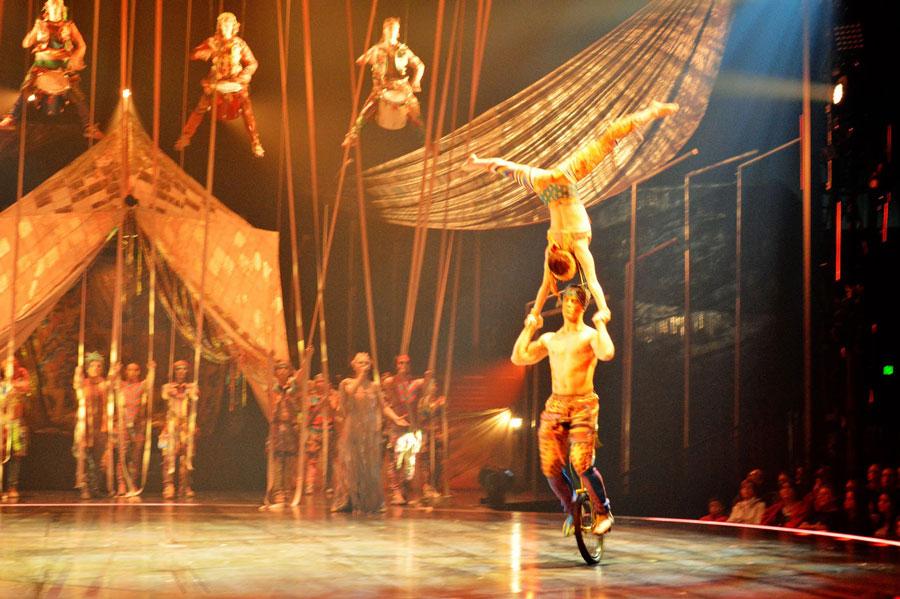 cirque soleil lyon